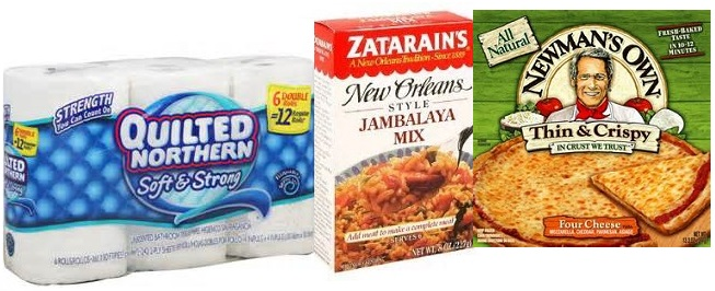 New Printable Red Plum Coupons – ZATARAIN'S, Newman's Own, Quilted Northern & More!