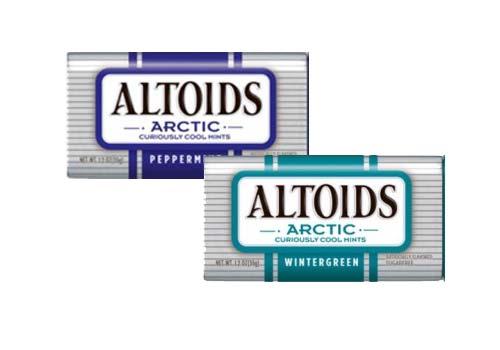 Save $0.75 off any ONE (1) Altoids Arctic tin 1.2oz
