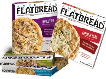 Save $1.00 when you buy any ONE (1) American Flatbread Pizza – (Only at Big Y, Hannaford, Shaw's, Stop & Shop)