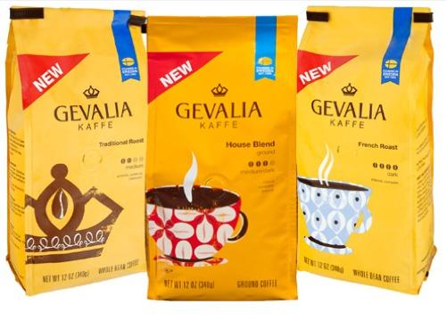 Save $1.00 off any ONE (1) GEVALIA Coffee Product