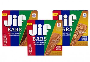 Save $0.50 off any Jif Bars 5-pack