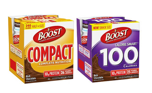 BOOST-Nutritional Drink Coupon
