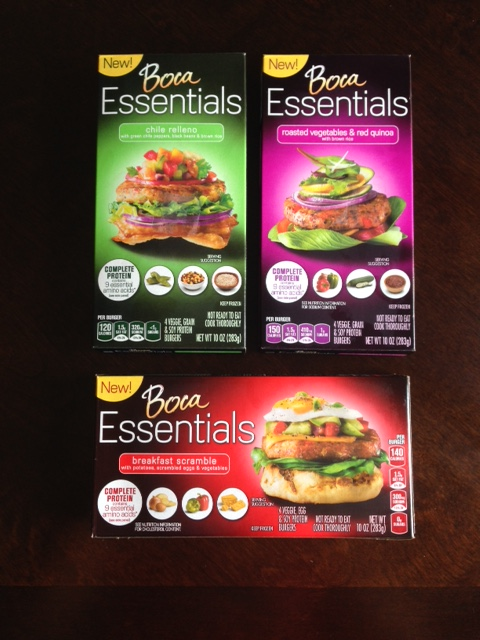 New Coupon: $1.00 off any 1 BOCA Foods product