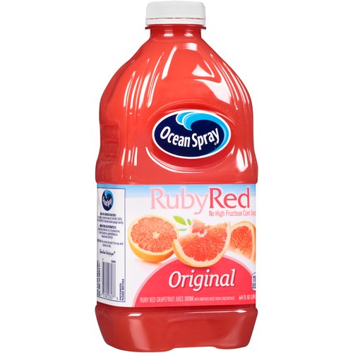 New Coupon: Save $1.00 off one Ocean Spray Grapefruit Juice Drink