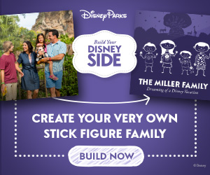 Free Disney Stick Figures – Order Your Free Decal