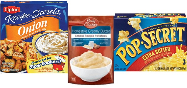 Save Over $77 In New Printable Coupons: Lipton Recipe, Betty Crocker, Pop Secret & More!