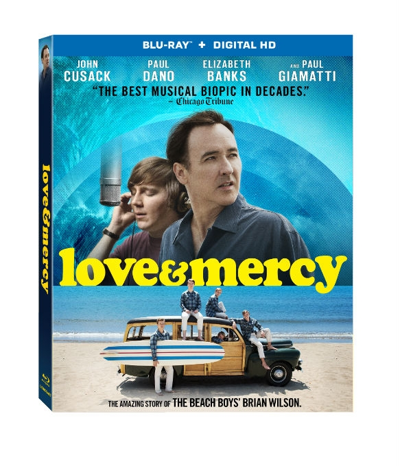 $3.00 off Love & Mercy DVD Coupon & Walmart Deal!