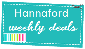 The Hannaford Deals For The Week Of 8/13 Are Up And Ready!
