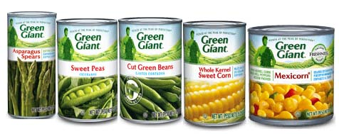 Save: $0.50 off 2 Green Giant Canned, Jarred Vegetables