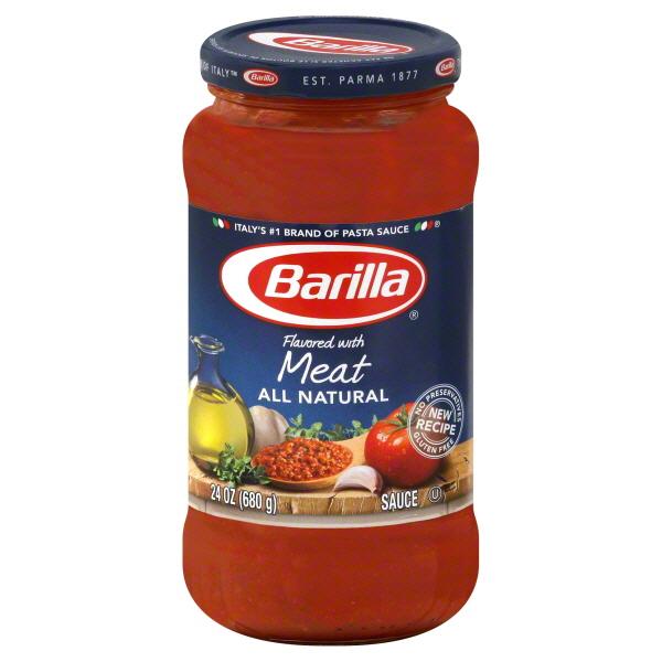 *Rare* $0.75/1 Barilla Pasta Sauce Coupon + Wegmans Deal!