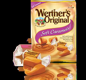 Save – $1.00 On Werther's Originals (Soft Caramels)