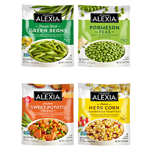 *Rare* Save 75¢ on any ONE (1) Alexia Frozen Side