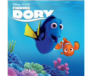 PetSmart – Free Finding Dory Ticket, Coloring Book & More!