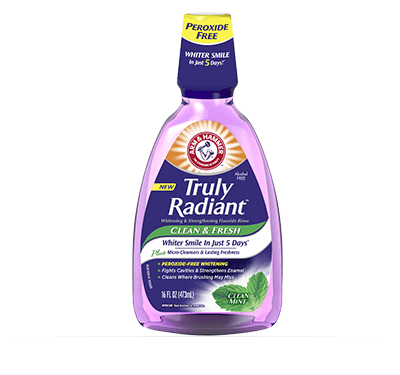 ARM and HAMMER- Truly Radiant- Rinse