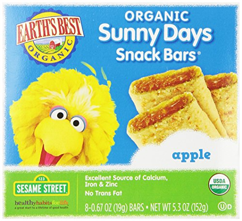 Save $1.50 off any TWO Earths Best Boxed Snacks