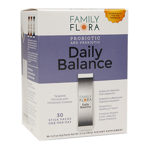 Save $5.00 off One Family Flora Product