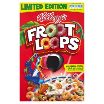 Froot Loop Coupon