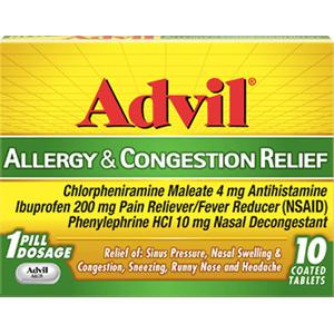 photograph relating to Advil Printable Coupon named $3 MoneyMaker Upon Advil Allergy At ShopRite!