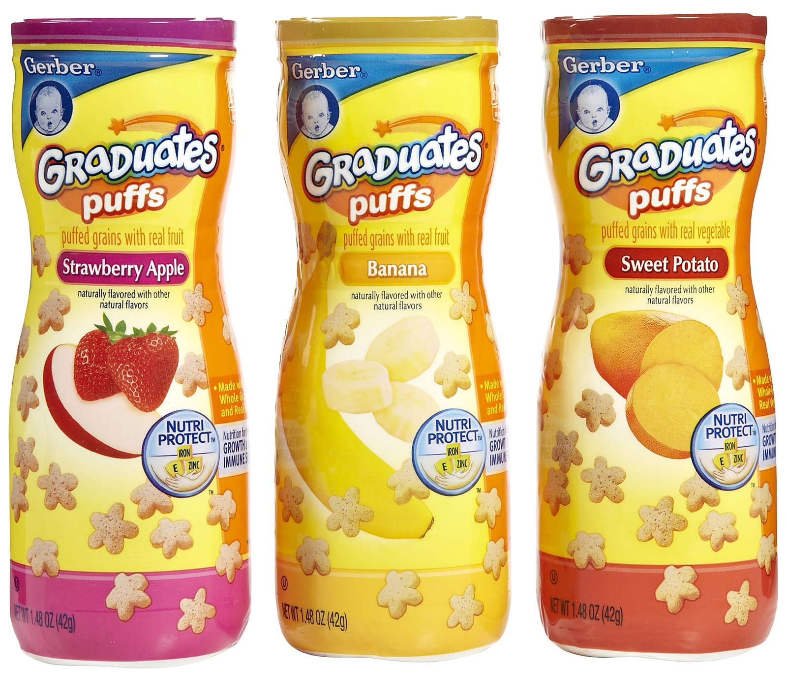 Save Over $4.00 In Gerber Coupons