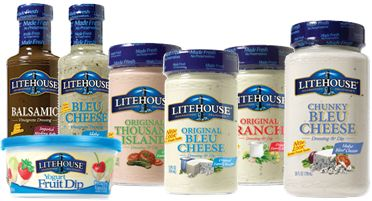 Save – $1.00 on any ONE (1) Litehouse product
