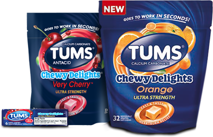 Save Up To $2.25 In Tums Coupons!