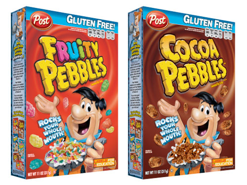 Save – $1.00 off any TWO Post Pebbles cereals