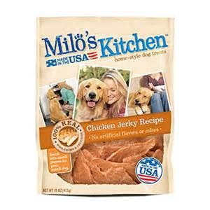 Milo's Kitchen Dog Treat's