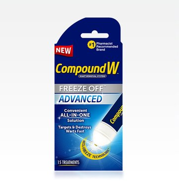 Save $2.00 off ONE Compound W Product