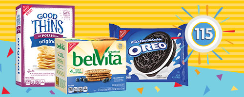 *HOT* New Checkout 51 Offers – OREO, BELVITA and GOOD THINS Cookies