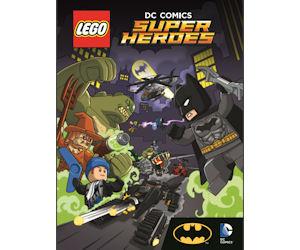 Free Download – LEGO Batman Comic Book!