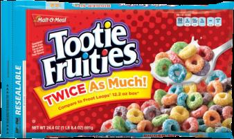 tootie-fruities