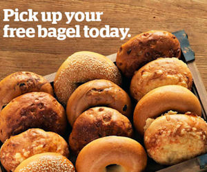 panera-members-free-bagel-everyday-in-october