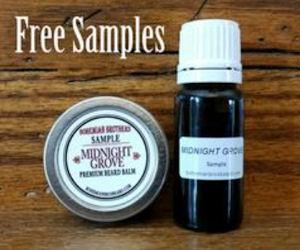 Free Sample of Bohemian Brothers Beard Oil & Balm