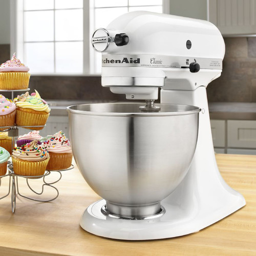 *HOT* Kohls Deal – KitchenAid Stand Mixer Only $88.99 (Reg $300) + FREE Shipping (Today Only)