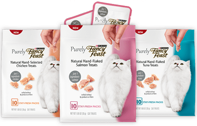 Target – FREE Purely Fancy Feast Treats For Your Fur Babies!