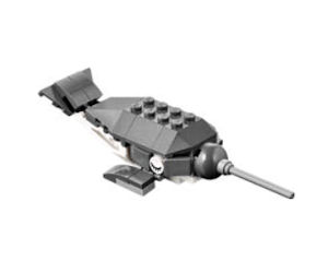 Free LEGO Narwhale Monthly Mini Build