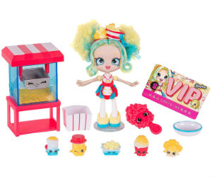 Amazon Deal: 60% Off Shopkins Shoppies Popette's Popcorn Stand – Only $9.99
