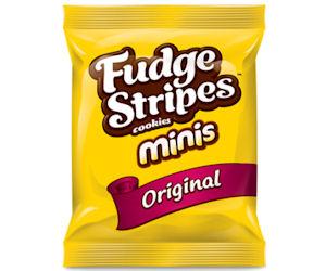 Free Fudge Stripes Minis Cookies at Walmart with Freeosk