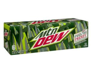 Free Mountain Dew 12-Pack for Kroger & Affiliates