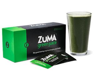 Free Sample of Zuma Juice