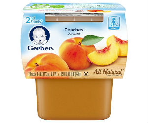 Gerber Baby Food At Walmart For Only $0.87 With New Coupon