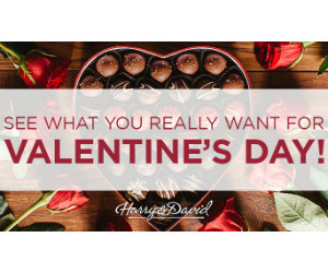 Win a $1,000 Harry & David Gift Card or Chocolate Gift Sets