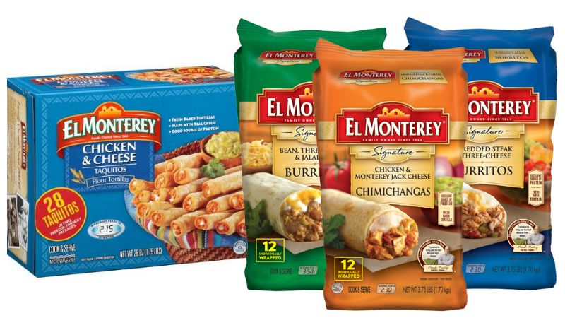 Save Up To $5.00 In El Monterey Coupons!