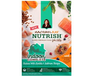Free Sample of Rachael Ray Nutrish Cat Food