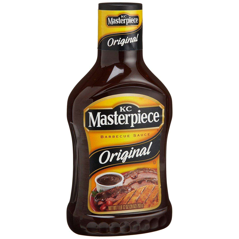 Free KC MASTERPIECE BBQ SAUCE At Target After Coupon!
