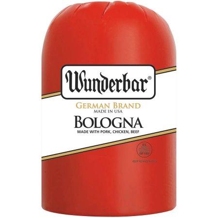 *Rare*$1.00/1  (1) lb. of Wunderbar Bologna (Only $1.99 At Price Chopper!)