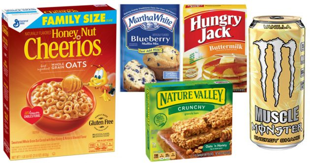 5 Free Items with a Kroger ClickList Order