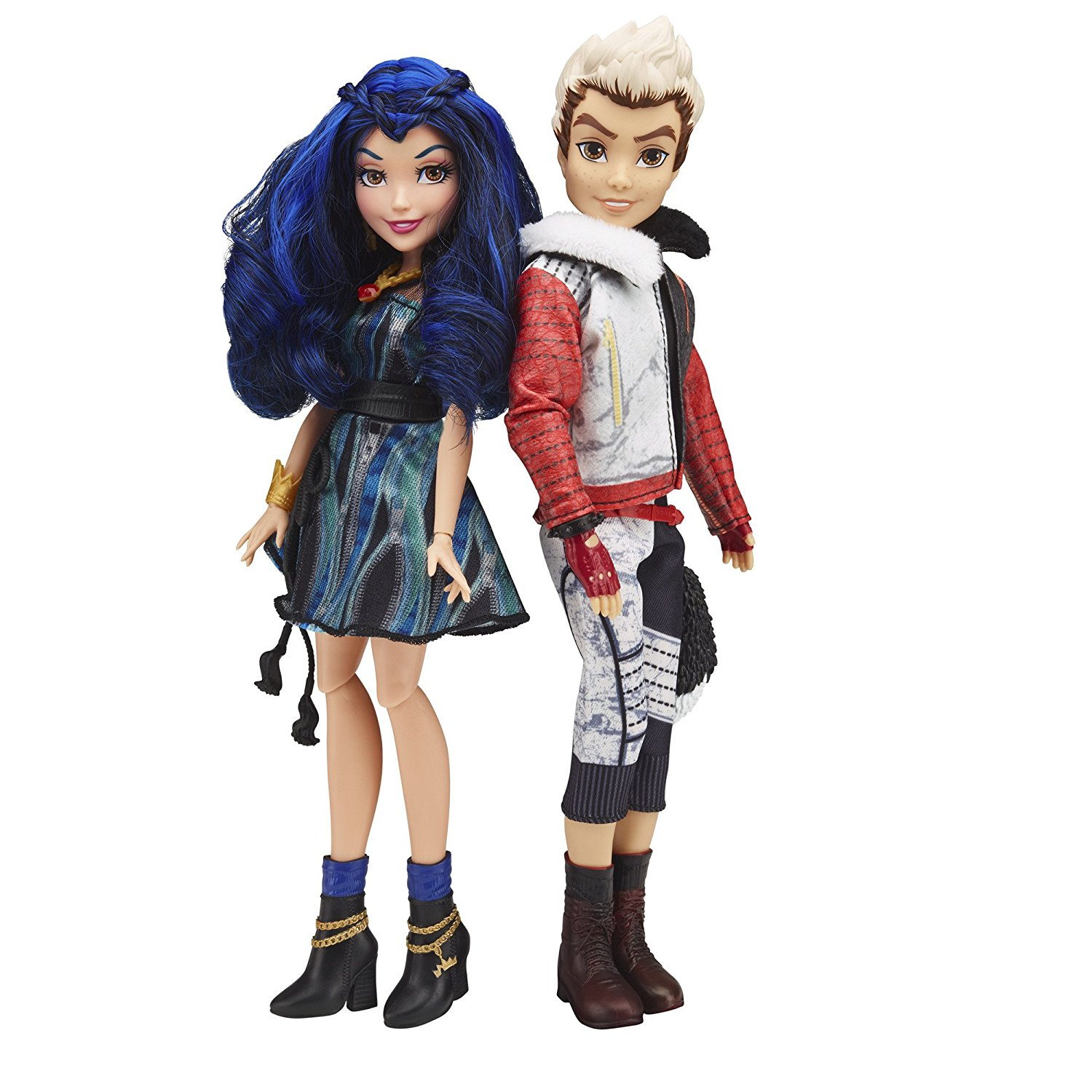 Amazon Deal: Disney Descendants Two-Pack Evie Isle of the Lost and Carlos Isle of the Lost Dolls – Only $18.99 (Regular $29.99)