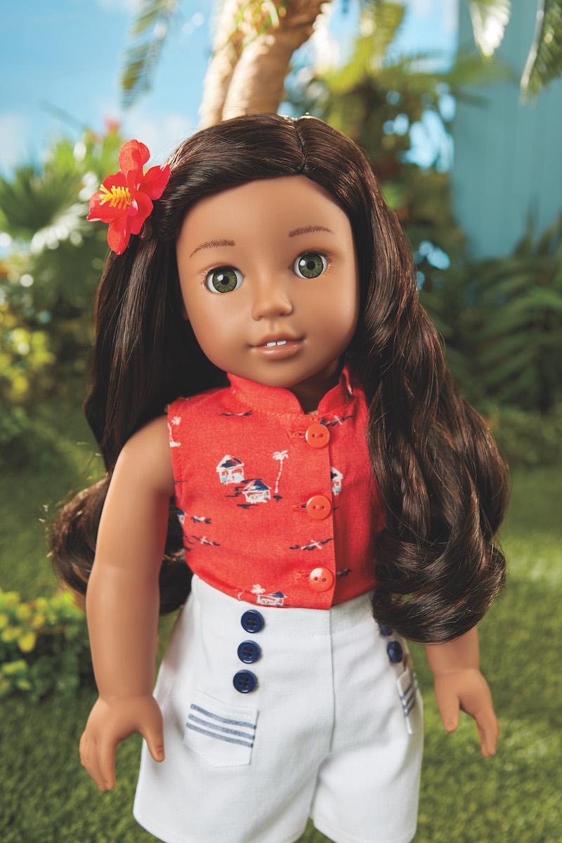 Win a Trip to Honolulu Hawaii and an American Girl Nanea Doll