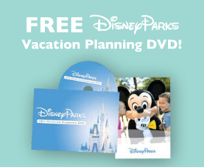 *Hot* FREE Disney Parks Vacation Planning DVD!